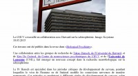Le 18 mai 2015, la Tribune de Genève a publié un article qui fait suite à un communiqué de Kim Do Cuenod (TdG_article-mai2015). Le CHUV, l'UNIL et Harvard décryptent la […]